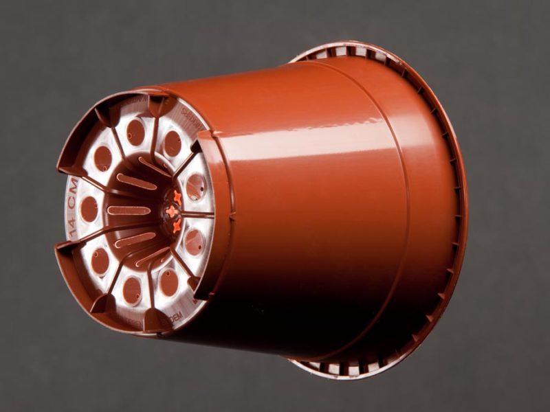 14 cm Compact Zuurstofconus