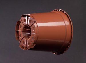 17 cm Compact Zuurstofconus